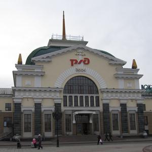Железнодорожные вокзалы Идринского
